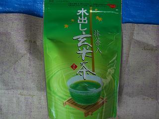 抹茶入水出し玄米茶TB 5gx20袋