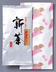 ヤブ北おおはしり新茶 100g包装袋入(包装デザインが変わる場合があります)